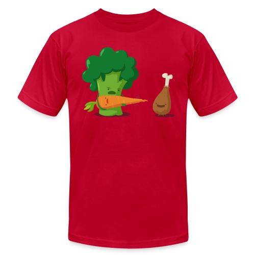 Go Away - Men's  Jersey T-Shirt