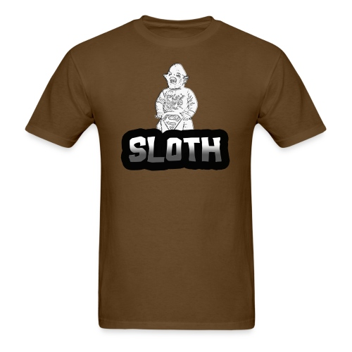 Baby Sloth - The Goonies - Men's T-Shirt