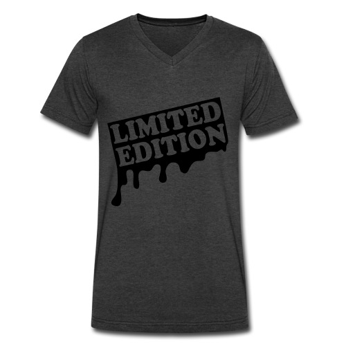 Limited Edition - Men's V-Neck T-Shirt by Canvas