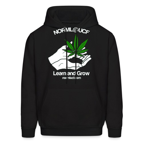 Learn and Grow - Men's Hoodie