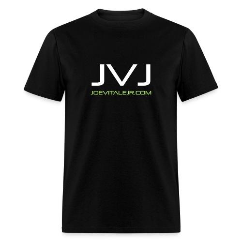 Joe Vitale Jr JVJ Concert T-Shirt (Dark Matter Black) - Men's T-Shirt