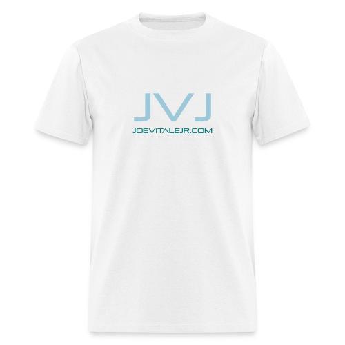 Joe Vitale Jr JVJ Concert T-Shirt (Clean Room White) - Men's T-Shirt