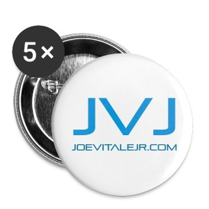 Joe Vitale Jr JVJ 2014 Tour Buttons - Large Buttons