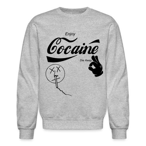 Enjoy Cocaine  - Crewneck Sweatshirt