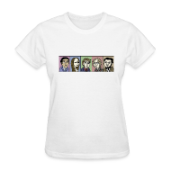 T-Shirts ~ Women's T-Shirt ~ The Highballers King of the Plains Cool Black T-Shirt (Mens)