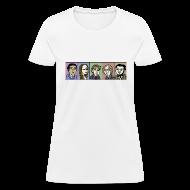 Women's T-Shirts ~ Women's T-Shirt ~ The Highballers King of the Plains Cool Black T-Shirt (Mens)