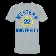 T-Shirts ~ Unisex Tri-Blend T-Shirt ~ BLUE CHIPS, BUTCH McRAE