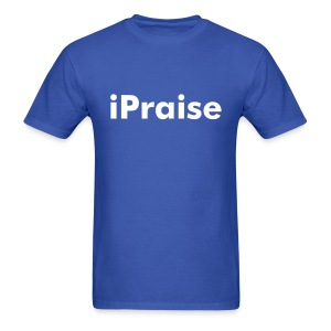 iPraise Men's Standard Weight T-Shirt - Men's T-Shirt
