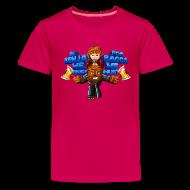 Kids' Shirts ~ Kids' Premium T-Shirt ~ BaccaBenja Kids T-Shirt