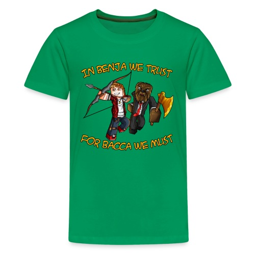 BenjaBacca Kids T-Shirt - Kids' Premium T-Shirt