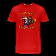 T-Shirts ~ Men's Premium T-Shirt ~ BenjaBacca T-Shirt (M)