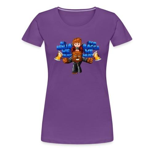 BaccaBenja T-Shirt (F) - Women's Premium T-Shirt