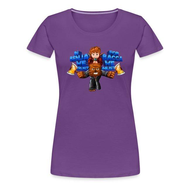 BaccaBenja T-Shirt (F)