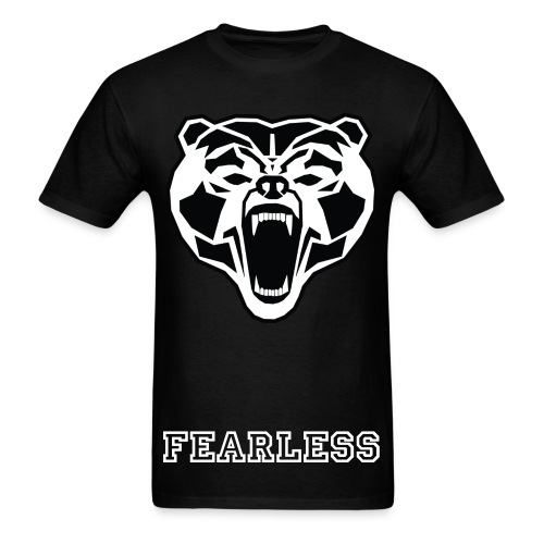 Fearless Buck 2  - Men's T-Shirt