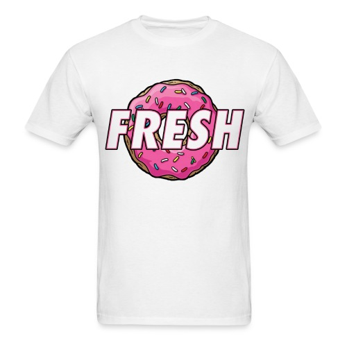 Donut Free Tee  - Men's T-Shirt