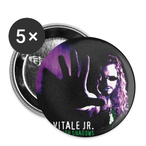 Joe Vitale Jr Dancing With Shadows 2008 Tour Buttons - Large Buttons