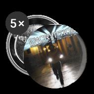 Buttons ~ Large Buttons ~ Joe Vitale Jr Encryption Film Buttons