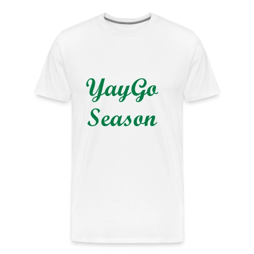 yaygo1 - Men's Premium T-Shirt