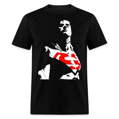 Man of steel - Men's T-Shirt