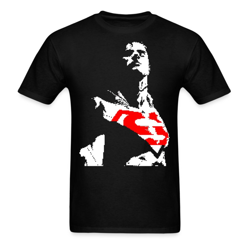 Man of steel - Men's T-Shirt