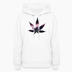 hemp galaxy Hoodies