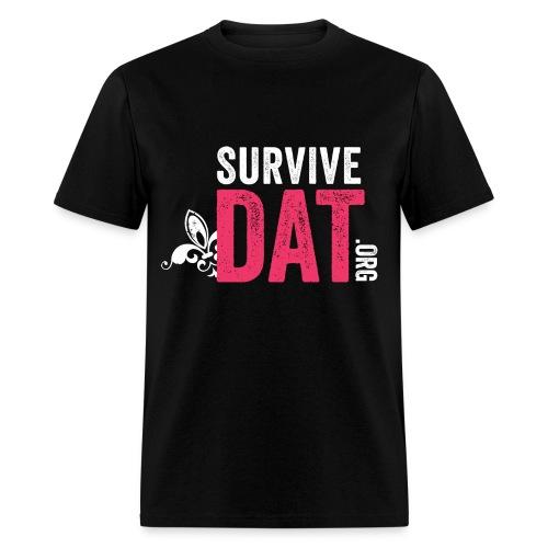 SurviveDAT for Men - Men's T-Shirt