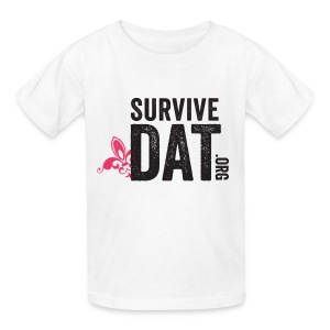 SurviveDAT for Kids - Kids' T-Shirt