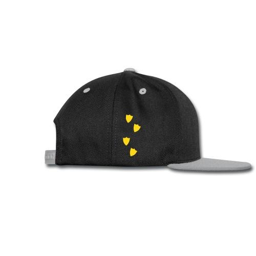 Snap-back Baseball Cap - Oregon Ducks O Hat Green Yellow Black Rose Bowl