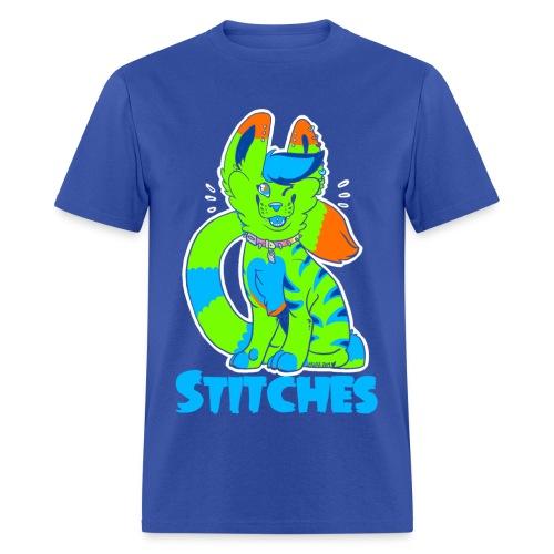 Stitches - Men's T-Shirt