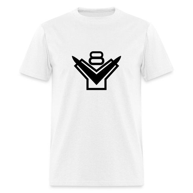 V8 Symbol 1 | Men's T-Shirt