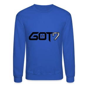 GOT7 - Black - Crewneck Sweatshirt