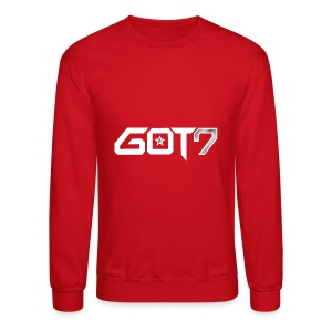 GOT7 - White - Crewneck Sweatshirt