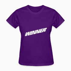 YG WINNER - White Women's T-Shirts