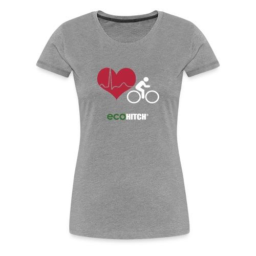 Healthly - Women's Premium T-Shirt