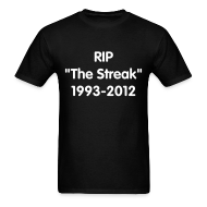 T-Shirts ~ Men's T-Shirt ~ RIP The Streak