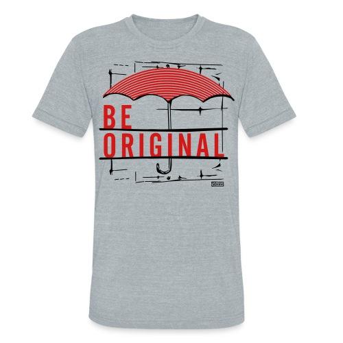 BeOriginal DSM - Unisex Tri-Blend T-Shirt