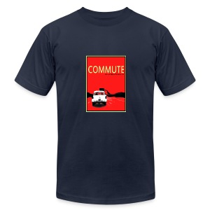 Commute - Men's Fine Jersey T-Shirt