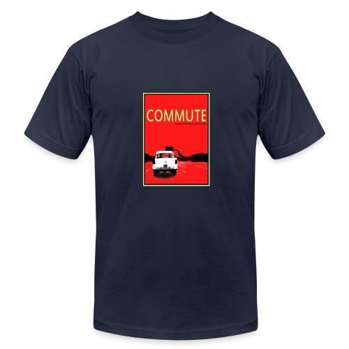 Commute - Men's  Jersey T-Shirt