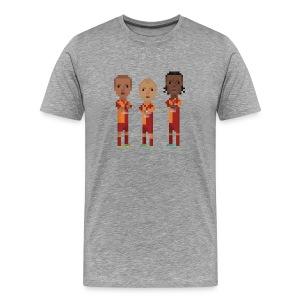 Men T-Shirt - Gala Trio - Men's Premium T-Shirt