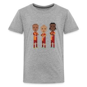 Kids T-Shirt - Gala Trio - Kids' Premium T-Shirt