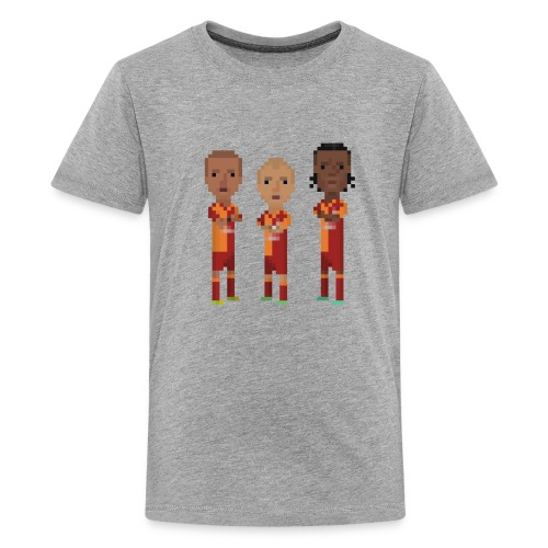 Kids T-Shirt - Gala Trio - Kids' Premium T-Shirt
