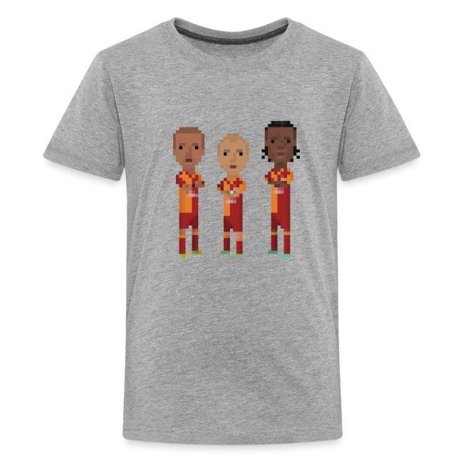 Kids T-Shirt - Gala Trio