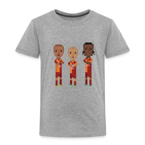Teen T-Shirt - Gala Trio - Toddler Premium T-Shirt