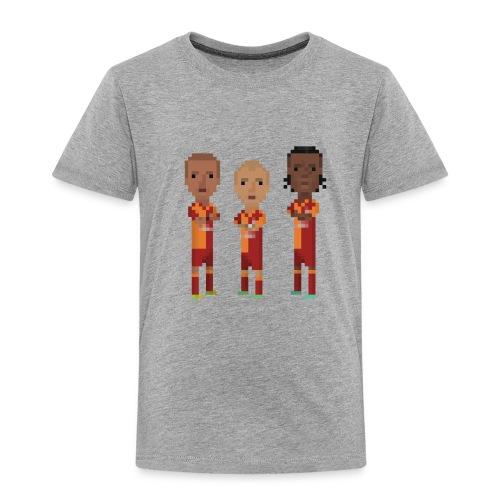 Teen T-Shirt - Gala Trio - Toddler Premium T-Shirt