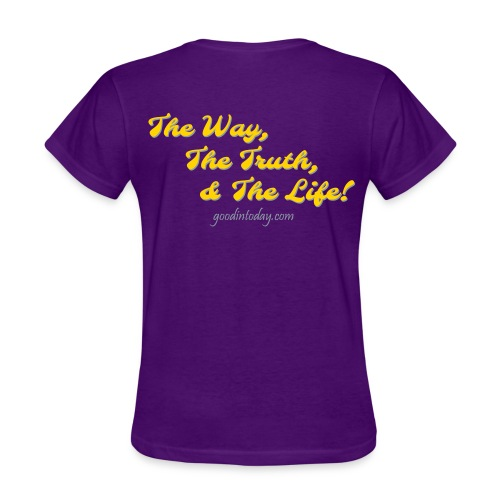 Good in Today - Women's T-Shirt