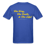 T-Shirts ~ Men's T-Shirt ~ Good in Today