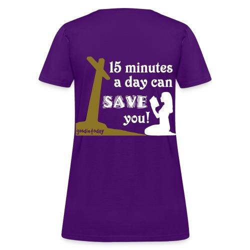 Good in Today - Women's T-Shirt
