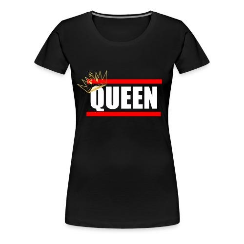 Natural Queen - Women's Premium T-Shirt