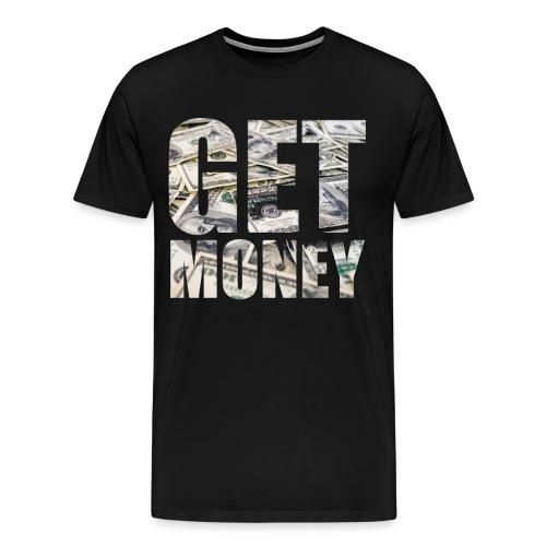 Get Money Tee - Men's Premium T-Shirt