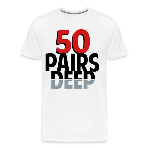 50 Tee - Men's Premium T-Shirt
